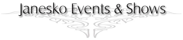 Janesko Shows and Events